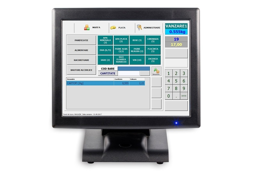 POS All in One PARTNER-1015
